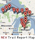 Trail Report Map